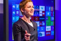 Julia White:面向未来的硅谷面孔