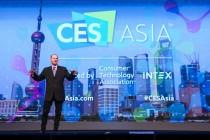 CES Asia 重塑全球科技未来