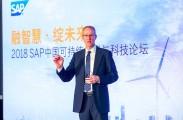 """SAP将""""绿色发展""""融入中国战略"""