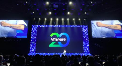 """VMware带来的""""科技红利"""""""