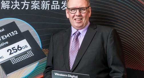 Steven Craig:重构西部数据的本地化战略
