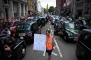学术证据证明出炉:打车软件是否让城市更拥堵?