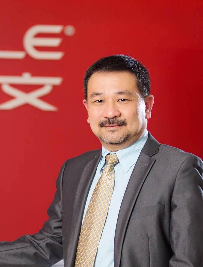 甲骨文公司副总裁及中国区管理软件业务总经理 潘杰君(2)