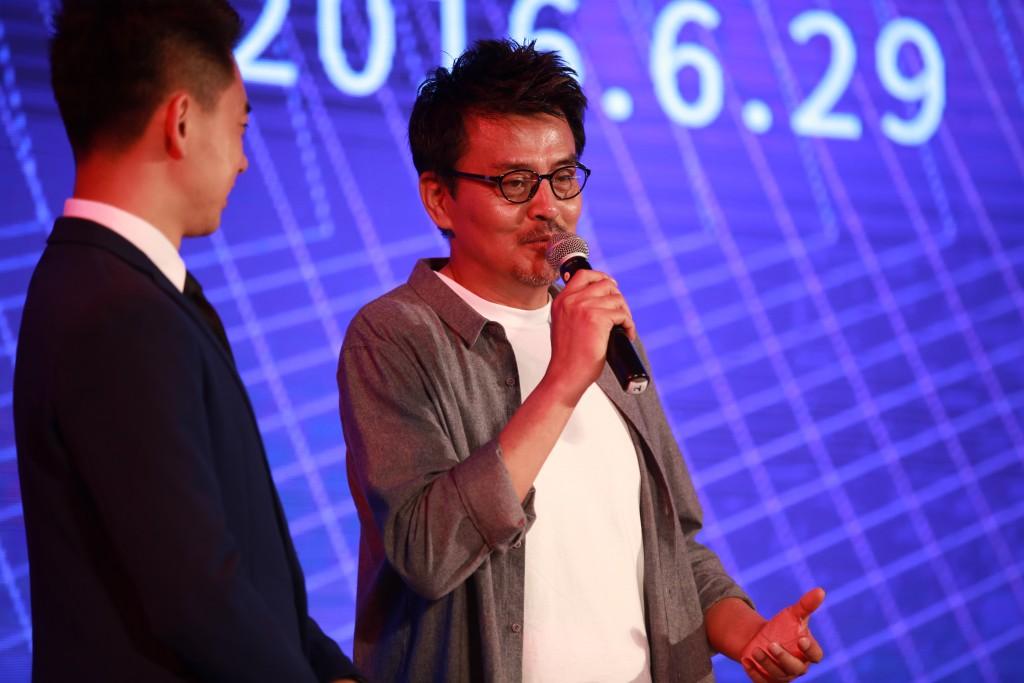 著名导演、阳光印网品牌形象代言人孙周先生