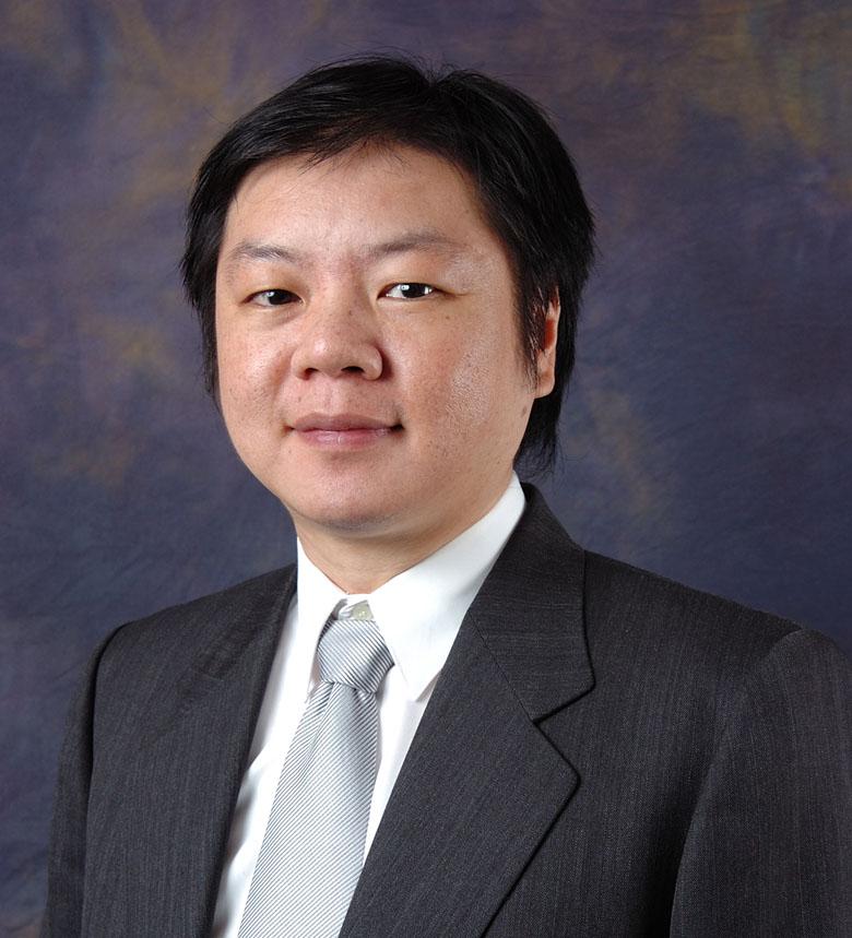 赛门铁克公司大中华区消费者事业部资深销售工程师王世煜 1