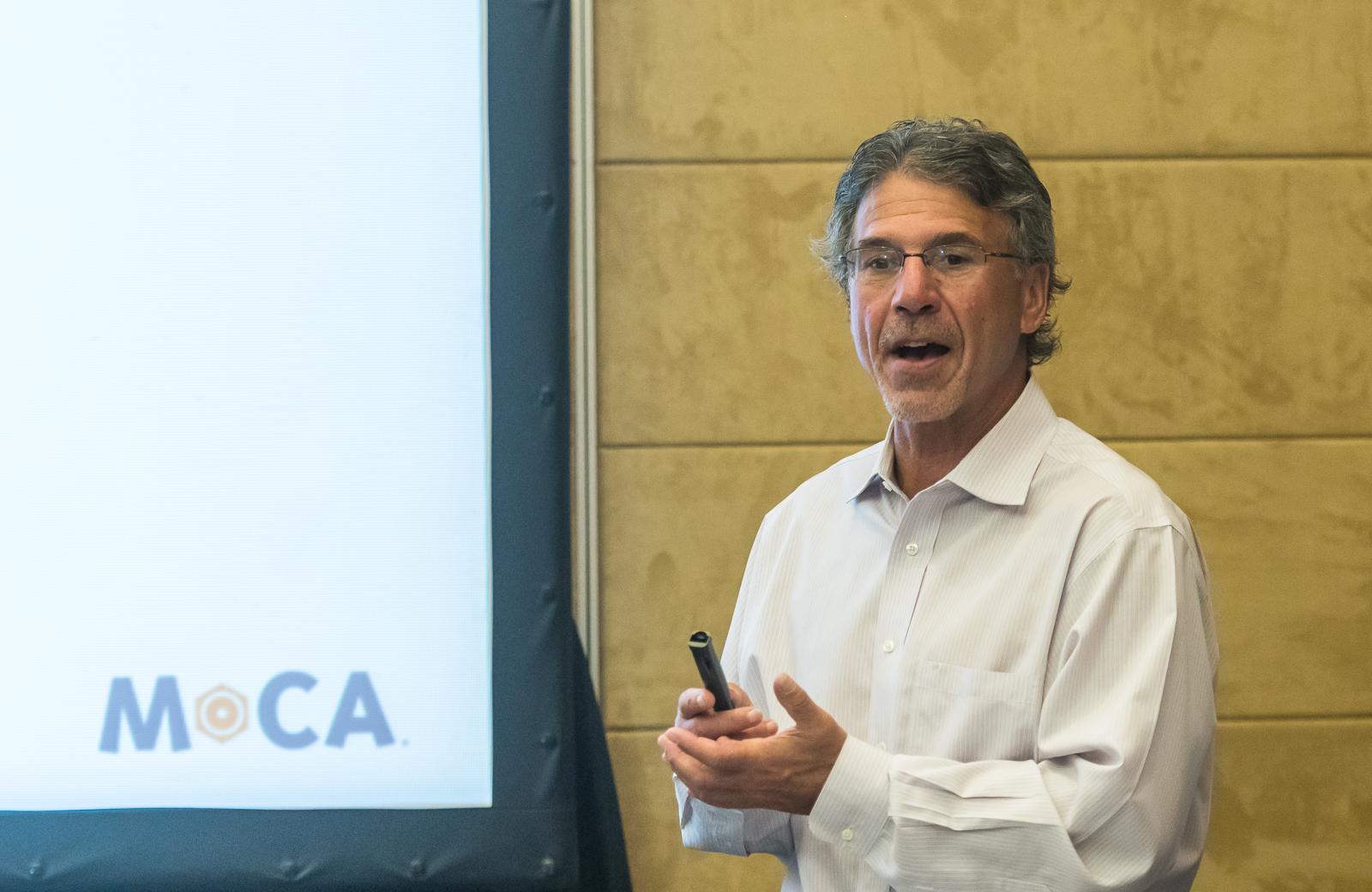 MoCA联盟市场营销及会员关系副总裁 Rob Gelphman 2