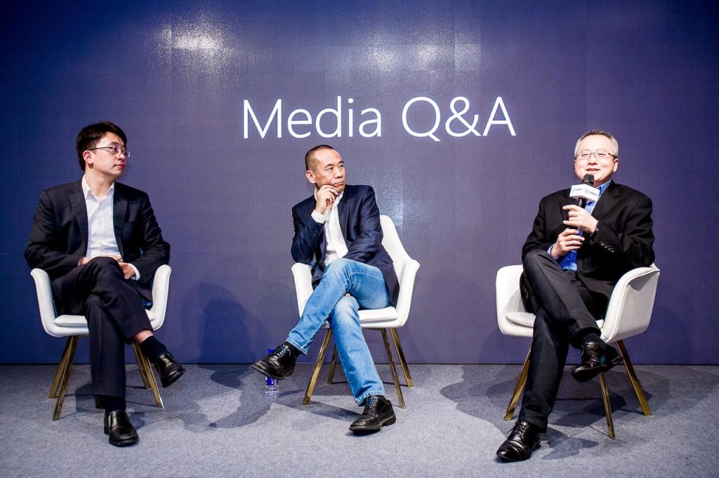 【G7媒体见面会】高管问答环节